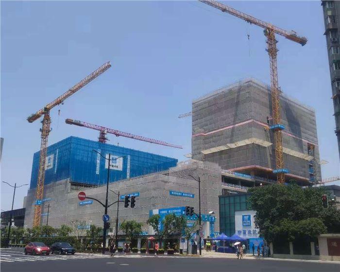 """2021年上海""""同济大学生命科学与创新创业大楼""""观摩会取得圆满成功"""